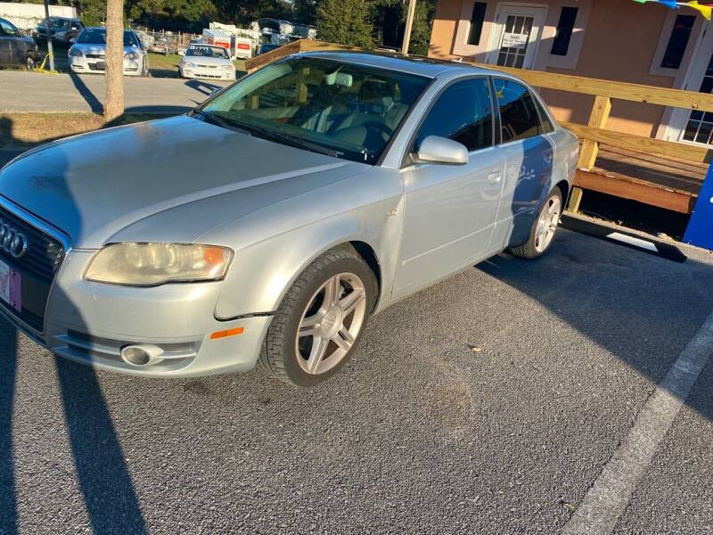 2006 Audi A4 for sale at Nash's Auto Sales Used Car Dealer in Milton FL