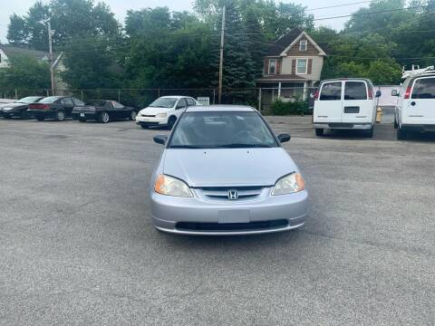 2003 Honda Civic for sale at Stan's Auto Sales Inc in New Castle PA