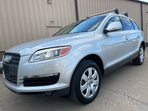 2007 Audi Q7 for sale at Prime Auto Sales in Uniontown OH