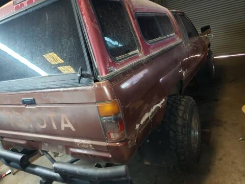 1987 Toyota Pickup for sale at Fabos Auto Sales LLC in Fitzgerald GA