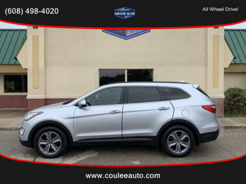2013 Hyundai Santa Fe for sale at Coulee Auto in La Crosse WI
