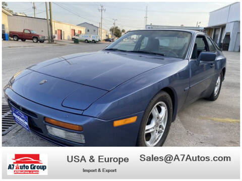 1989 Porsche 944 for sale at A7 AUTO SALES in Holly Hill FL