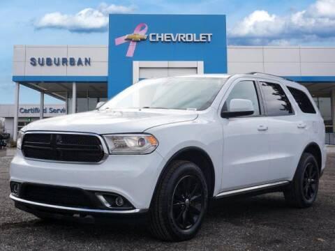 2015 Dodge Durango for sale at Suburban Chevrolet of Ann Arbor in Ann Arbor MI