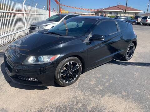2015 Honda CR-Z for sale at Robert B Gibson Auto Sales INC in Albuquerque NM