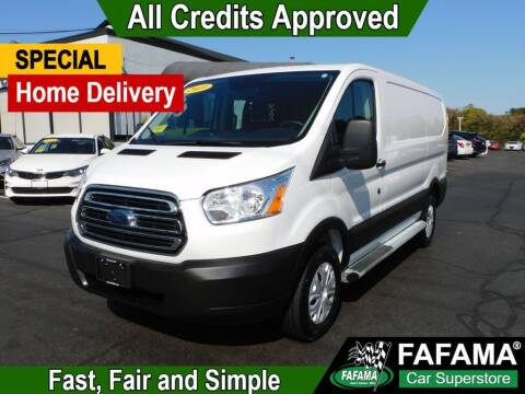 2019 Ford Transit Cargo for sale at FAFAMA AUTO SALES Inc in Milford MA
