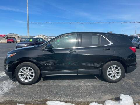 2019 Chevrolet Equinox for sale at B & B Sales 1 in Decorah IA