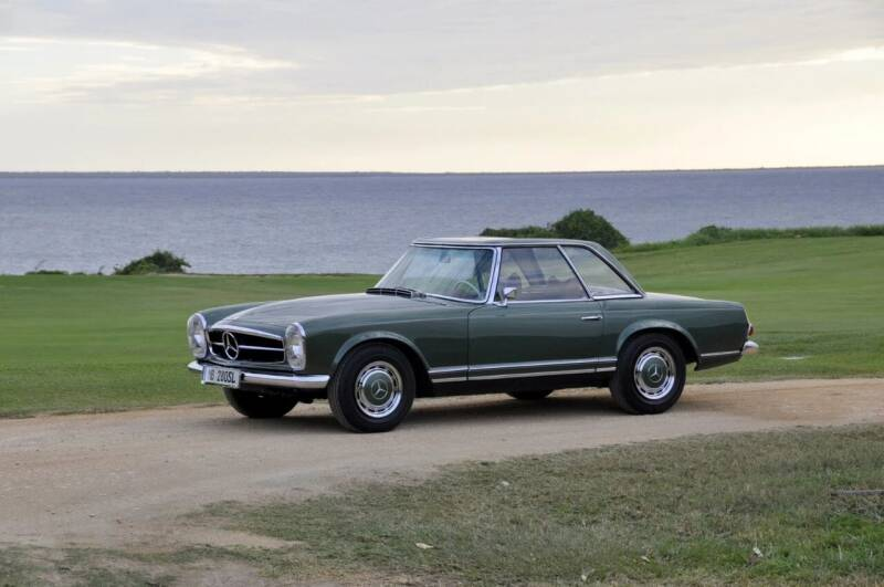 1969 Mercedes-Benz 280-Class for sale at German Motors in Providence RI