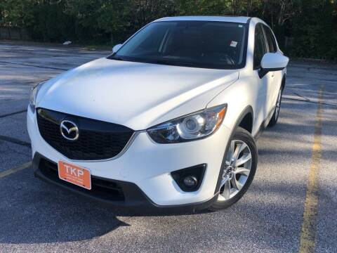 2014 Mazda CX-5 for sale at TKP Auto Sales in Eastlake OH