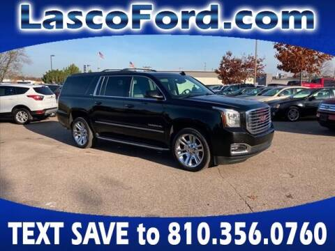 2018 GMC Yukon XL for sale at LASCO FORD in Fenton MI