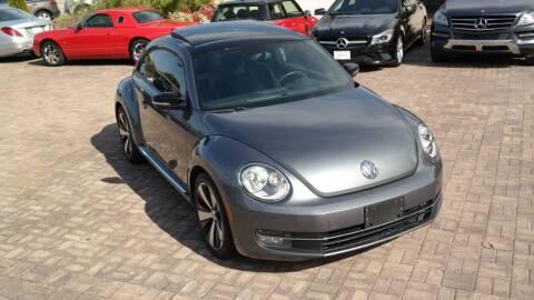 2012 Volkswagen Beetle for sale at Cars-KC LLC in Overland Park KS