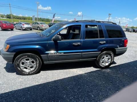 2000 Jeep Grand Cherokee for sale at Tri-Star Motors Inc in Martinsburg WV