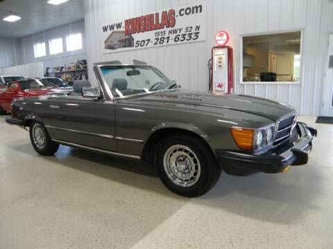 1983 Mercedes-Benz 380-Class for sale at Kinsellas Auto Sales in Rochester MN