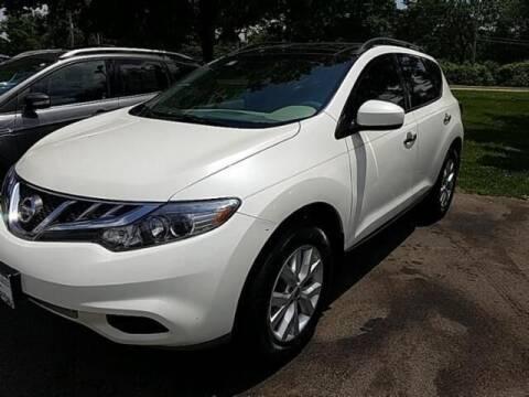 2014 Nissan Murano for sale at Cj king of car loans/JJ's Best Auto Sales in Troy MI