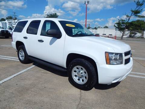 2012 Chevrolet Tahoe for sale at Vail Automotive in Norfolk VA