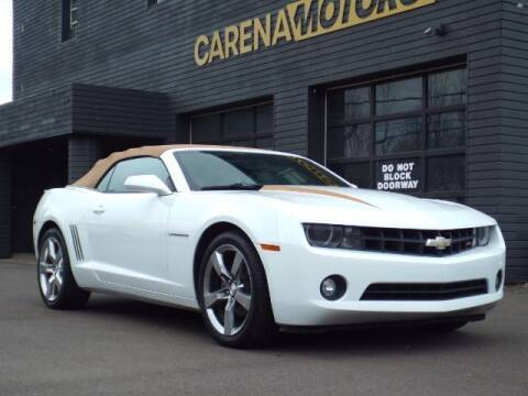 2011 Chevrolet Camaro for sale at Carena Motors in Twinsburg OH
