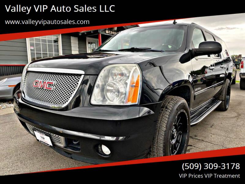 2011 GMC Yukon XL for sale at Valley VIP Auto Sales LLC in Spokane Valley WA