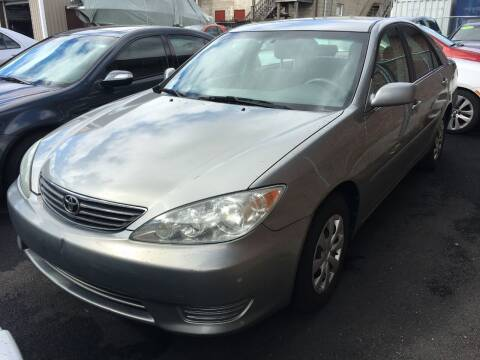 2005 Toyota Camry for sale at Dijie Auto Sale and Service Co. in Johnston RI