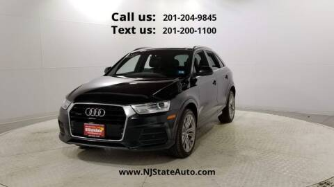 2017 Audi Q3 for sale at NJ State Auto Used Cars in Jersey City NJ