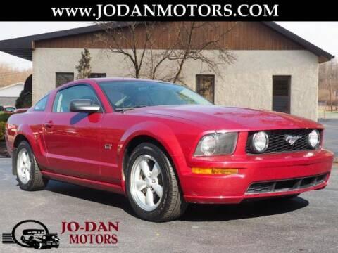 2007 Ford Mustang for sale at Jo-Dan Motors in Plains PA
