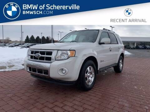 2012 Ford Escape Hybrid for sale at BMW of Schererville in Shererville IN
