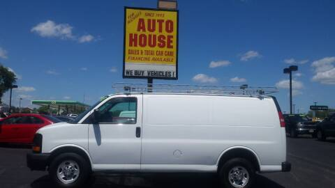 2012 Chevrolet Express Cargo for sale at AUTO HOUSE WAUKESHA in Waukesha WI