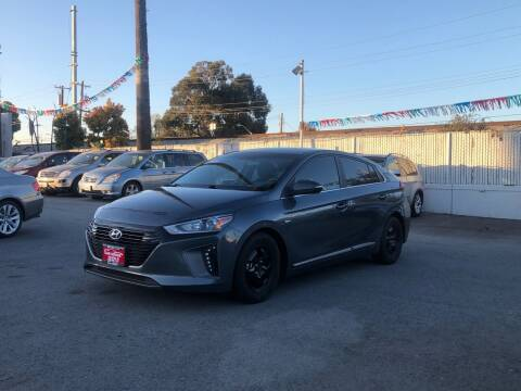 2018 Hyundai Ioniq Hybrid for sale at Car House in San Mateo CA