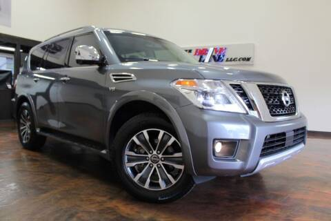 2017 Nissan Armada for sale at Driveline LLC in Jacksonville FL