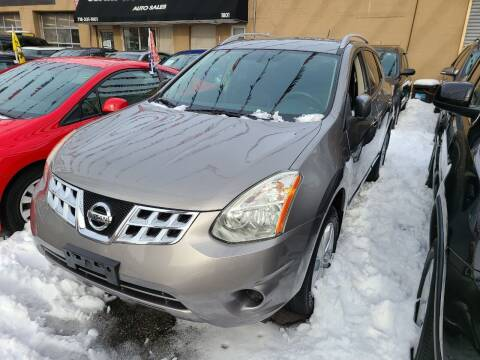 2013 Nissan Rogue for sale at Ultra Auto Enterprise in Brooklyn NY