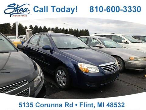 2007 Kia Spectra for sale at Jamie Sells Cars 810 - Linden Location in Flint MI