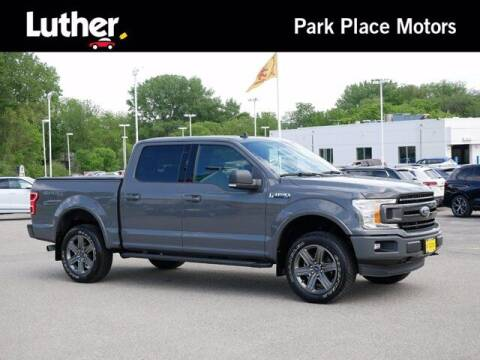 2020 Ford F-150 for sale at Park Place Motor Cars in Rochester MN