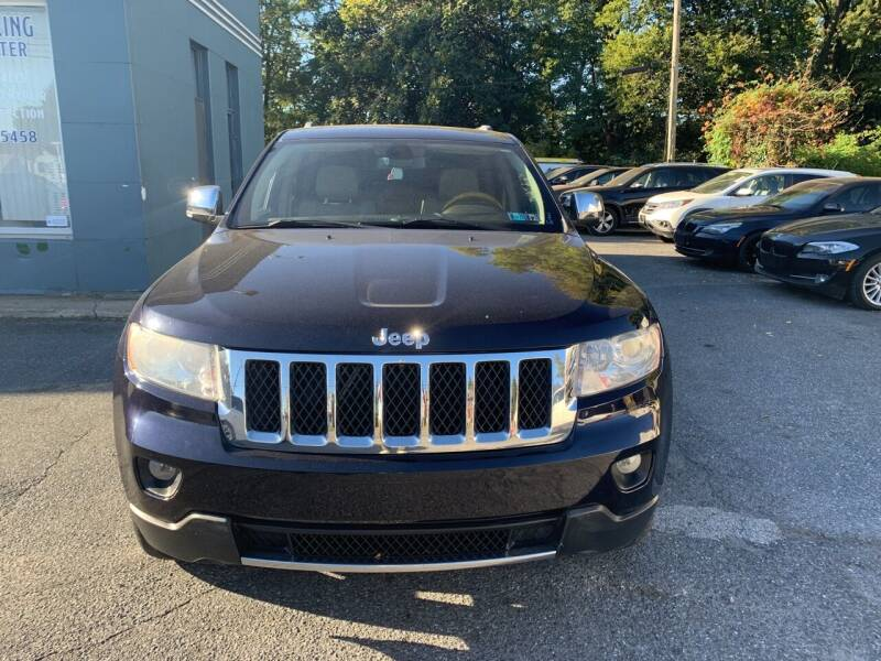 2011 Jeep Grand Cherokee for sale at Kars on King Auto Center in Lancaster PA