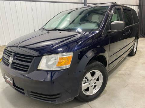 2010 Dodge Grand Caravan for sale at EUROPEAN AUTOHAUS, LLC in Holland MI