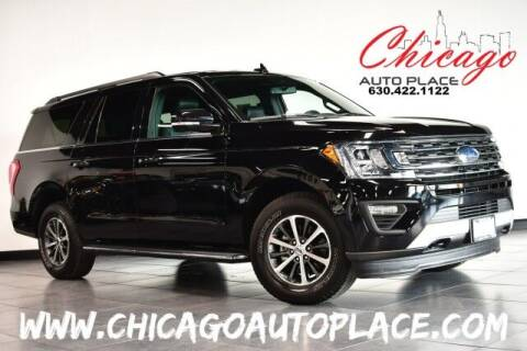 2020 Ford Expedition MAX for sale at Chicago Auto Place in Bensenville IL
