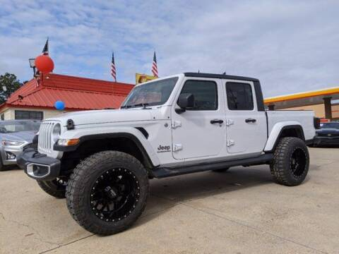 2020 Jeep Gladiator for sale at CarZoneUSA in West Monroe LA