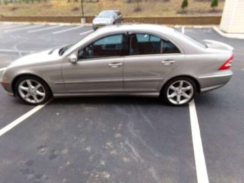 2007 Mercedes-Benz C-Class for sale at West End Auto Sales LLC in Richmond VA