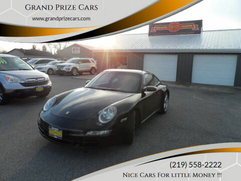 2005 Porsche 911 for sale at Grand Prize Cars in Cedar Lake IN