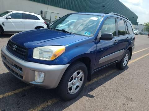 2003 Toyota RAV4 for sale at Kansas Car Finder in Valley Falls KS