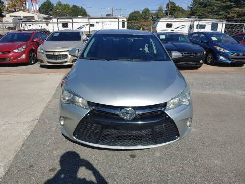 2016 Toyota Camry for sale at Adonai Auto Broker in Marietta GA