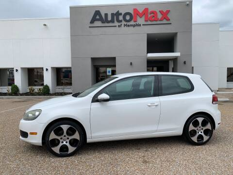 2010 Volkswagen Golf for sale at AutoMax of Memphis - V Brothers in Memphis TN