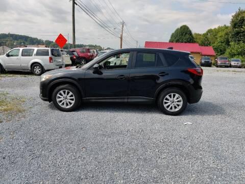 2013 Mazda CX-5 for sale at Magic Ride Auto Sales in Elizabethton TN