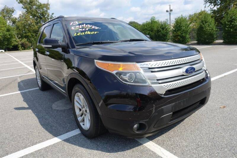 2013 Ford Explorer for sale at Womack Auto Sales in Statesboro GA