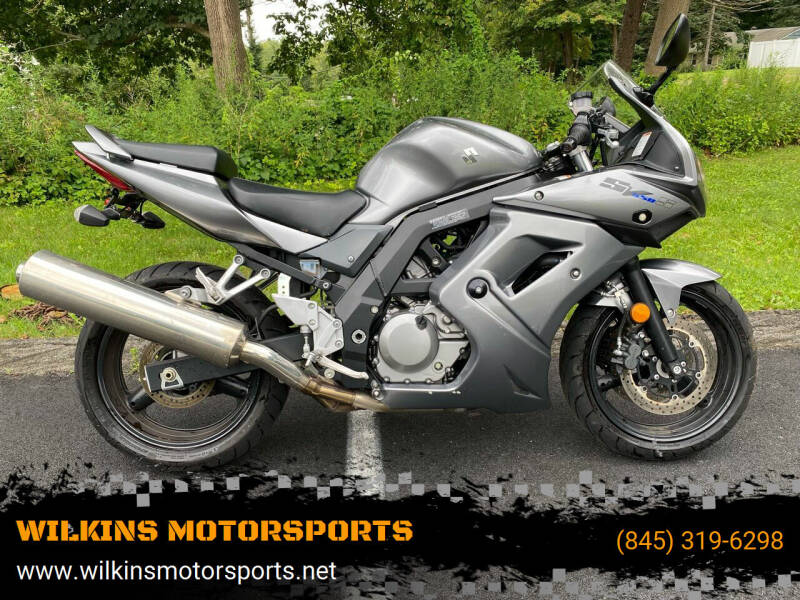 2009 Suzuki Sv650S for sale at WILKINS MOTORSPORTS in Brewster NY
