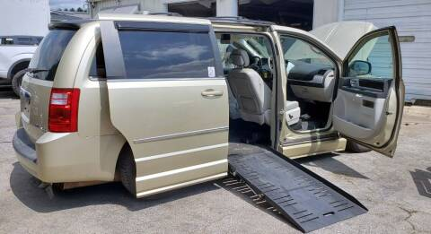 2010 Dodge Grand Caravan for sale at ALL AUTOS in Greer SC