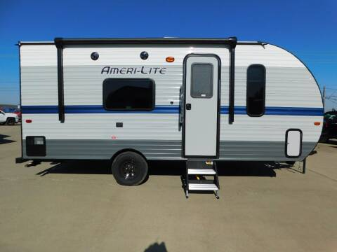 2021 Gulf Stream Ameri-Lite 189DD for sale at Motorsports Unlimited in McAlester OK