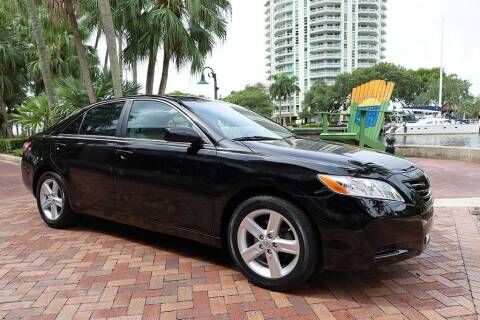 2008 Toyota Camry for sale at Choice Auto in Fort Lauderdale FL