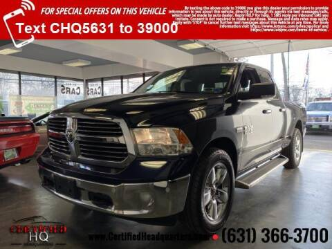 2015 RAM Ram Pickup 1500 for sale at CERTIFIED HEADQUARTERS in St James NY