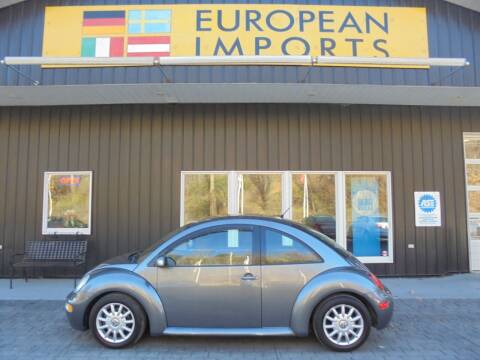 2004 Volkswagen New Beetle for sale at EUROPEAN IMPORTS in Lock Haven PA