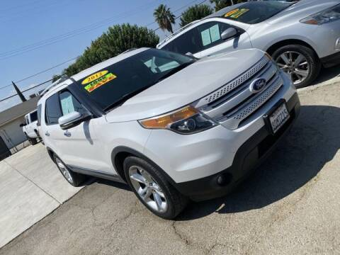 2012 Ford Explorer for sale at New Start Motors in Bakersfield CA