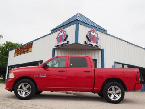 2013 RAM Ram Pickup 1500 for sale at DRIVE 1 OF KILLEEN in Killeen TX