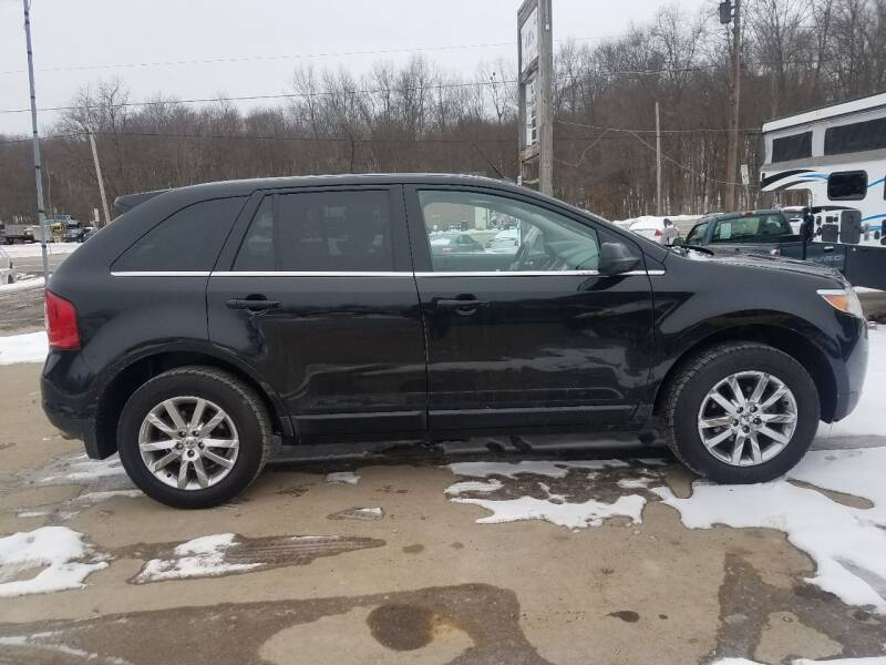 2013 Ford Edge for sale at J.R.'s Truck & Auto Sales, Inc. in Butler PA